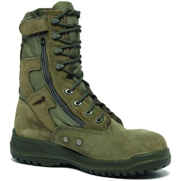Belleville 610 Z Hot Weather Tactical Side Zip Boot