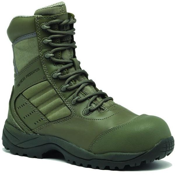 Tactical Research TR636CT Maintainer Hot Weather Lightweight Composite Toe Boot