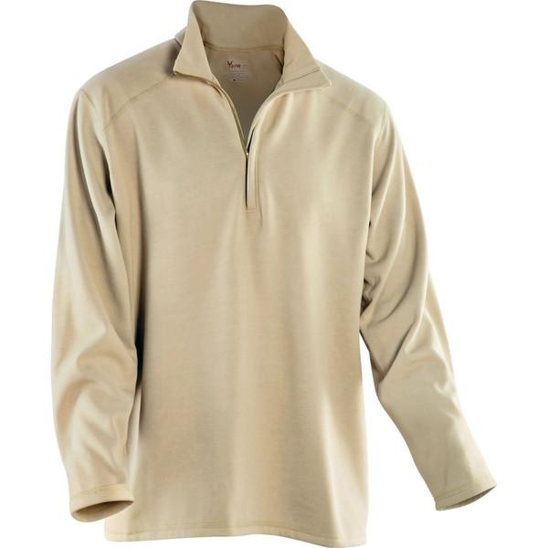 DRIFIRE Flame Resistant Mock Zip Fleece