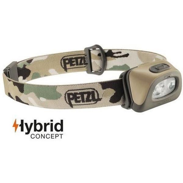 Petzl TACTIKKA+ RGB headlamp - 250 Lumens