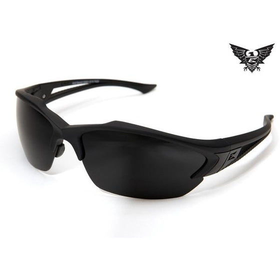 Edge Tactical Eyewear Acid Gambit - Matte Black Frame / G-15 Lens