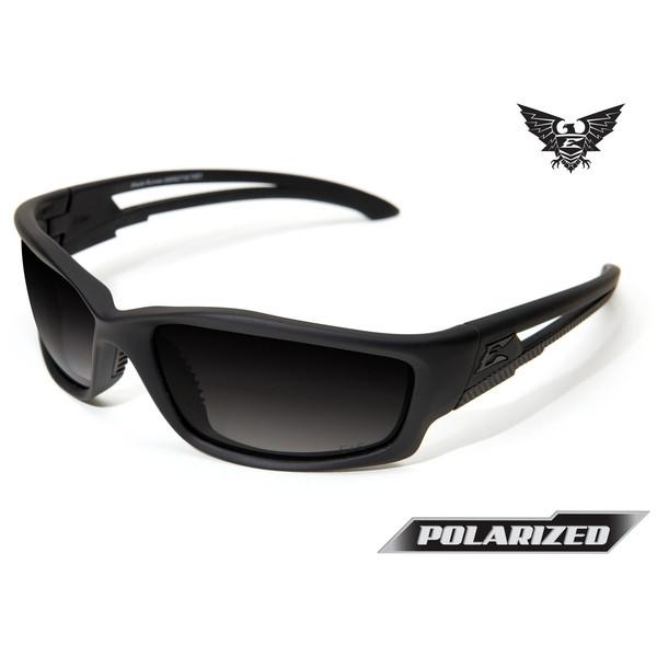 Edge Tactical Eyewear Blade Runner - Matte Black Frame / Polarized Gradient Lens
