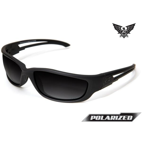 Edge Tactical Eyewear Blade Runner XL - Matte Black Frame / Polarized Gradient Lens