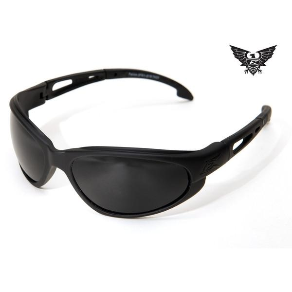 Edge Tactical Eyewear Falcon - Matte Black Frame / G-15 Lens
