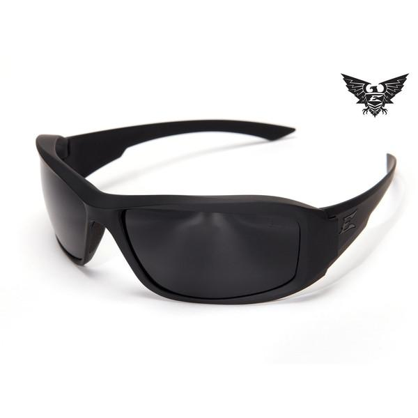 Edge Tactical Eyewear Hamel Thin Temple - Matte Black Frame / G-15 Lens