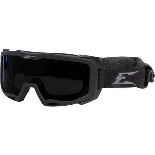 Edge Tactical Eyewear Blizzard Kit - Matte Black Frame / 2 Lenses: Clear, G15