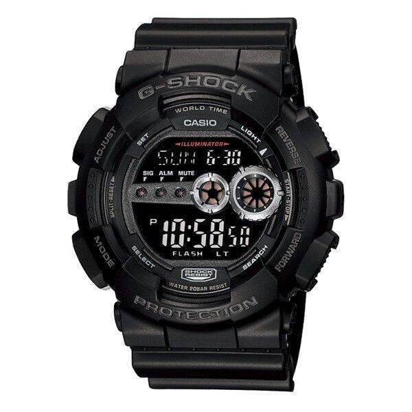 Casio G-Shock GD100-1B Watch