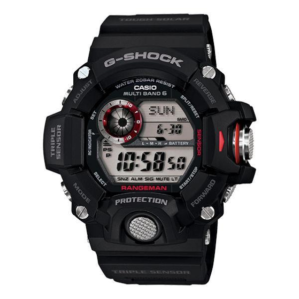 Casio G-Shock Rangeman GW9400-1 Watch