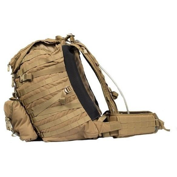 High Ground 5 Day Pack w/ Quick Release Waist Belt