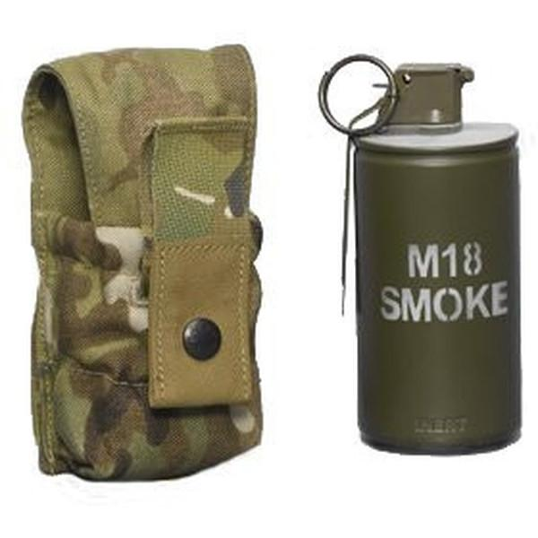 High Ground Instant-Access Smoke Grenade Pouch