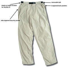RailRiders Men's Adventure Khaki Pant