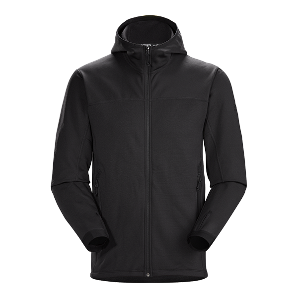 Arc'teryx LEAF Naga Hoody Full Zip (GEN 2)