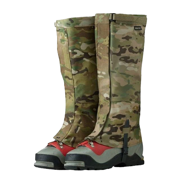 Outdoor Research MultiCam Expedition Crocodile Gaiters (USA)