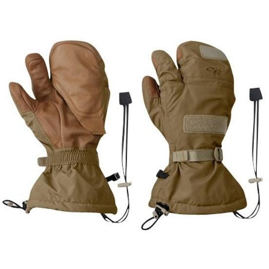 Outdoor Research Swoop Mitt Shells