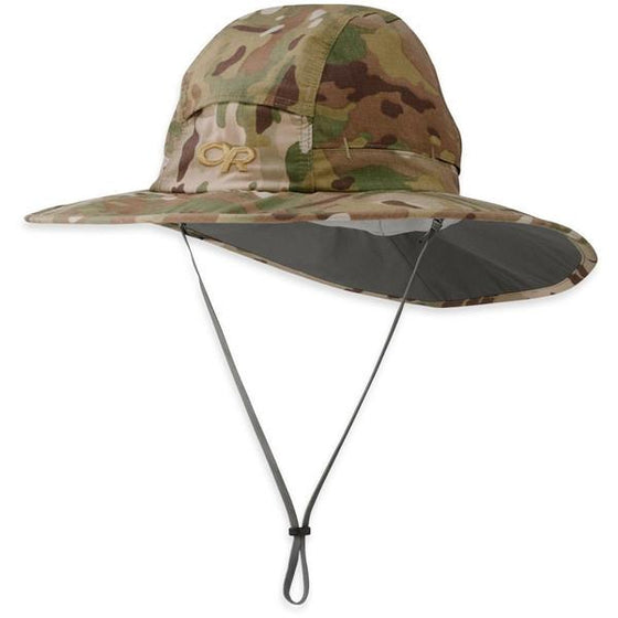 Outdoor Research Sombriolet Sun Hat, MultiCam