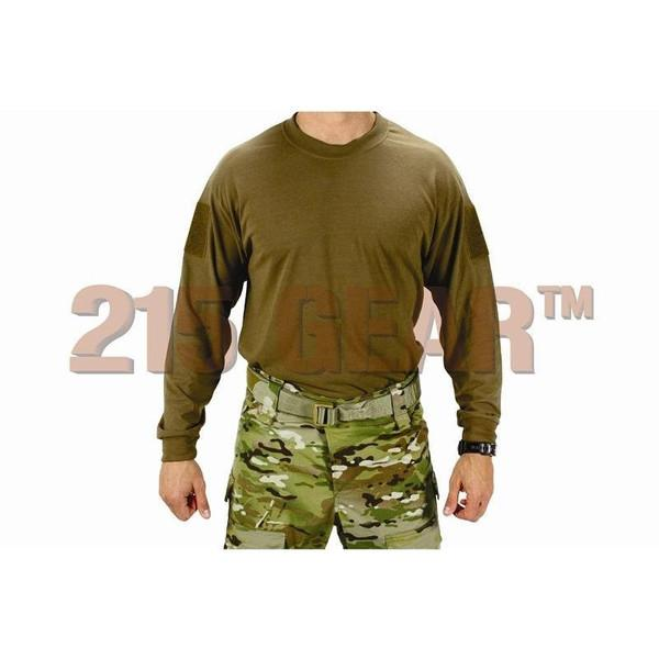 215 Gear Operator's Shirt, V3, Long Sleeve