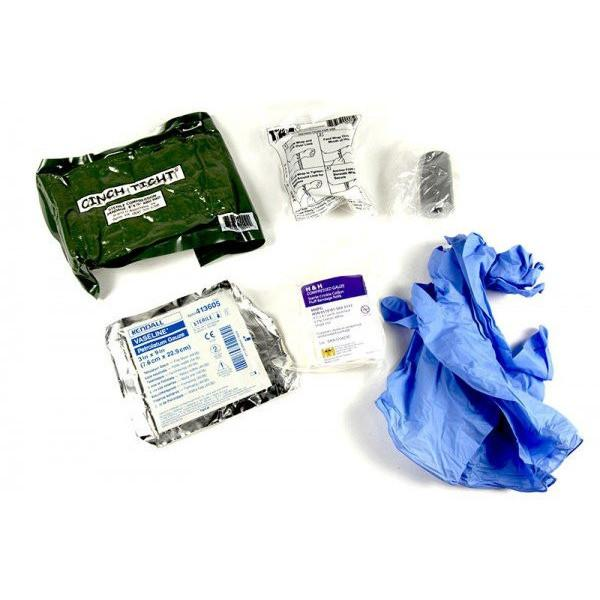 Blue Force Gear Trauma Kit Supplies