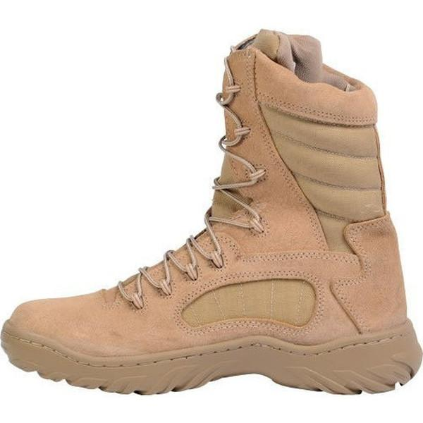 "Reebok CM994 Women's Fusion Max 8"" Tactical Boot - Desert Tan"
