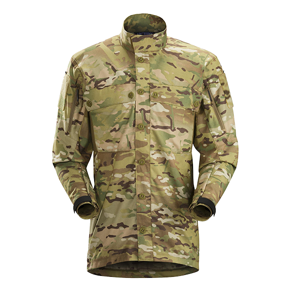 Arc'teryx LEAF Recce Shirt LT Men's - MultiCam