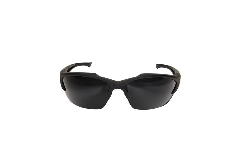 Edge Tactical Eyewear Acid Gambit 2 Lens Kit - Soft-Touch Matte Black Frame / Clear Vapor Shield, G-15 Vapor Shield Lenses