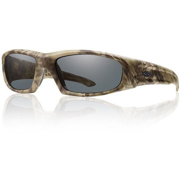 Smith Hudson Elite - Kryptek Frame w/ Gray Mil-Spec Lens