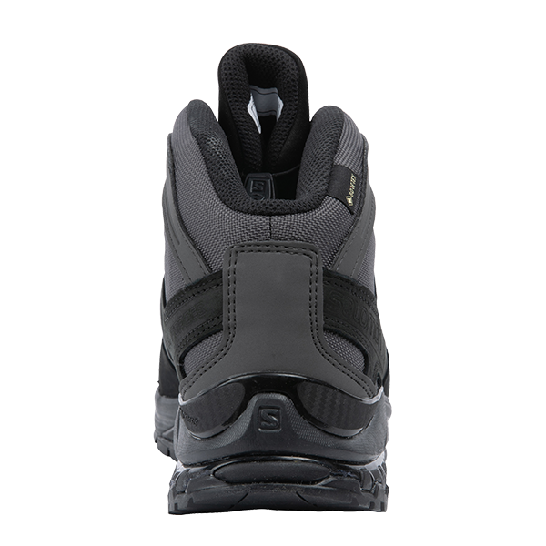 Heel and ankle support view of the Salomon FORCES Sua Sponte Mark III boots exclusively available at U.S. Elite