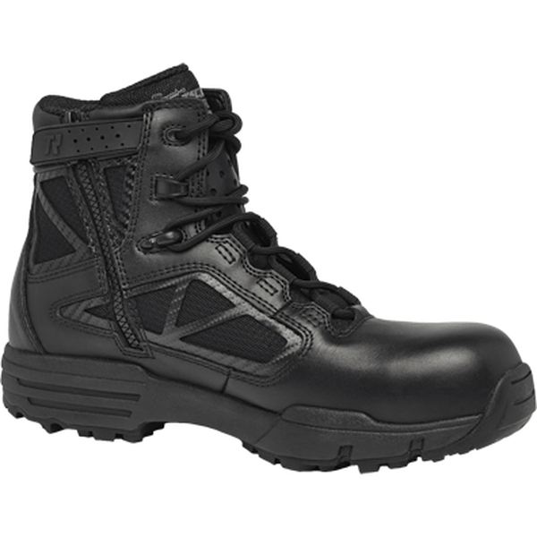 "Tactical Research Chrome TR916Z CT 6"" Hot Weather Side-Zip Composite Toe Boot"