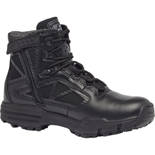 "Tactical Research Chrome TR996Z WP 6"" Waterproof Side Zip Boot"