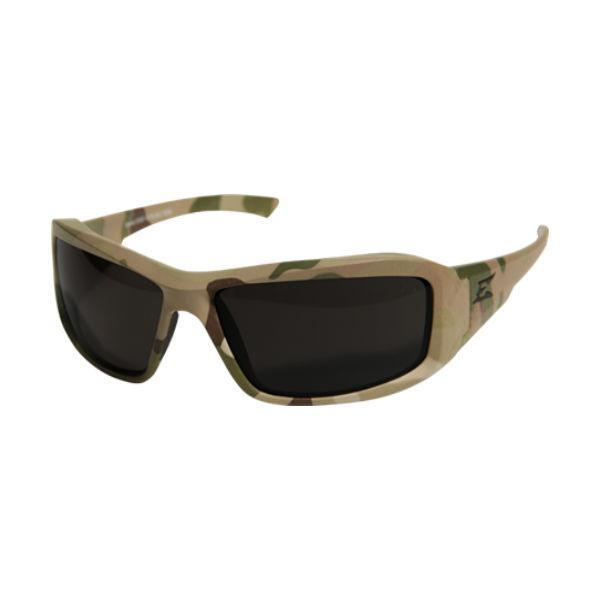 Edge Tactical Eyewear Hamel Gray Wolf Thin Temple - Soft-Touch Gray Frame / G-15 Vapor Shield Lens