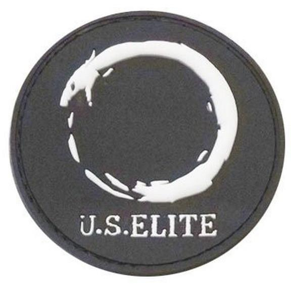 "U.S. Elite 2.5"" Round PVC Logo Patch"