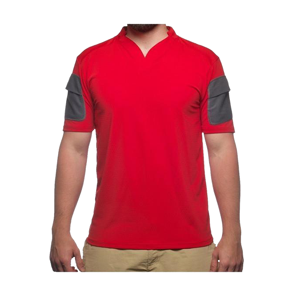 Velocity Systems BOSS Rugby Short Sleeve Shirt