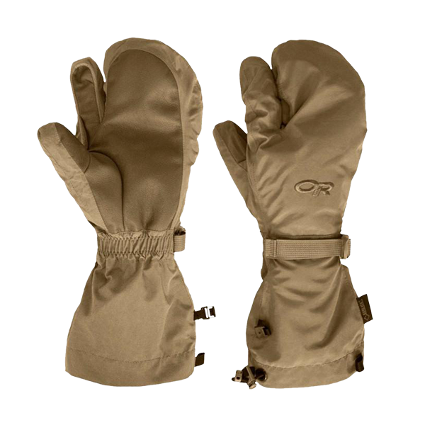Outdoor Research Firebrand TF Mitts (USA)