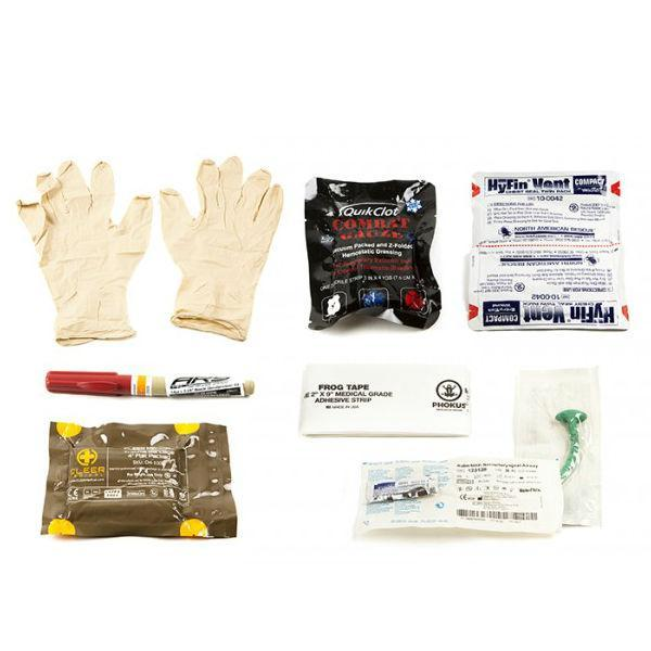 Blue Force Gear Micro Trauma Kit NOW! (With Supplies)