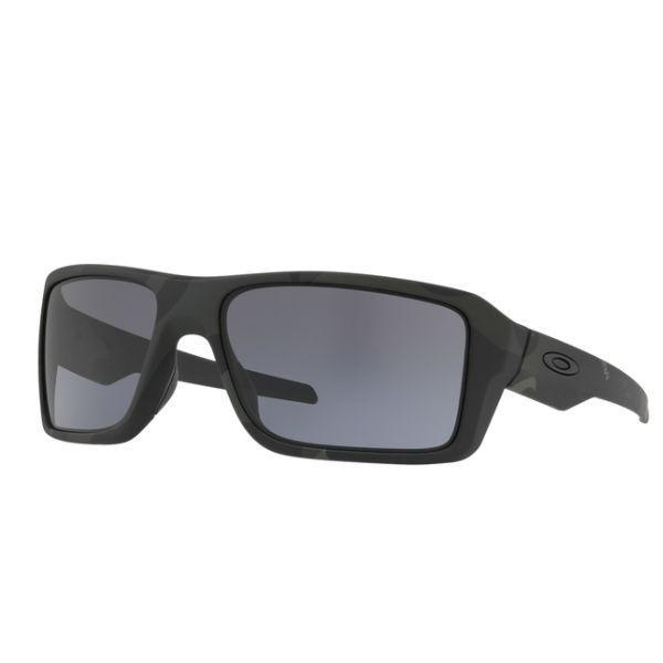 Oakley SI Double Edge Multicam Black Sunglasses