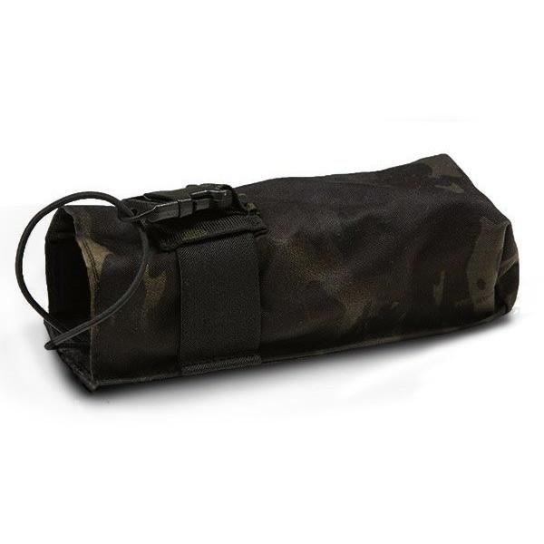 Velocity Systems Helium Whisper MBITR/152 Radio Pouch - MultiCam Black