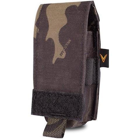 Velocity Systems Flapped Flashbang/Rifle Pouch - MultiCam Black