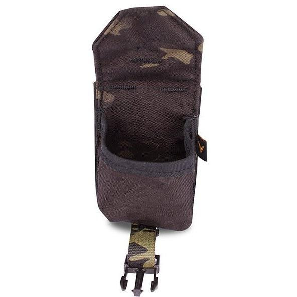 Velocity Systems Flapped Frag Pouch - MultiCam Black