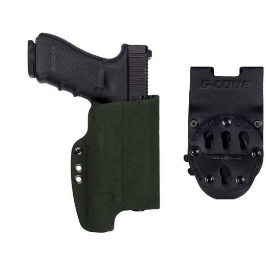 G-Code Haley Strategic INCOG IWB Holster System