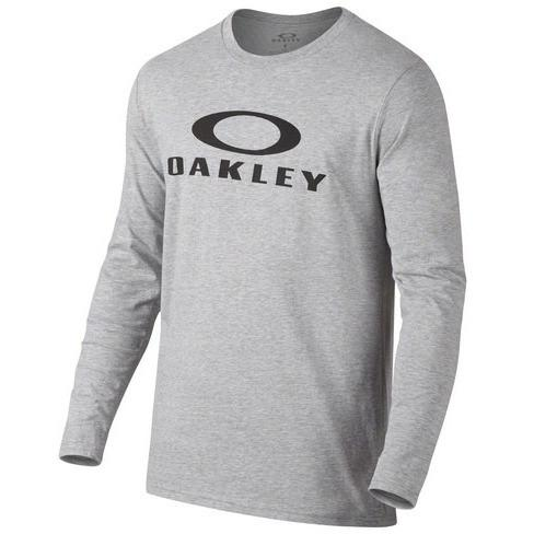 Oakley Bark Repeat LS Tee