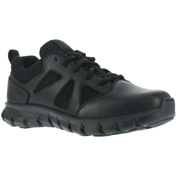Reebok RB8105 Men's Sublite Cushion Soft Toe Tactical Oxford - Black