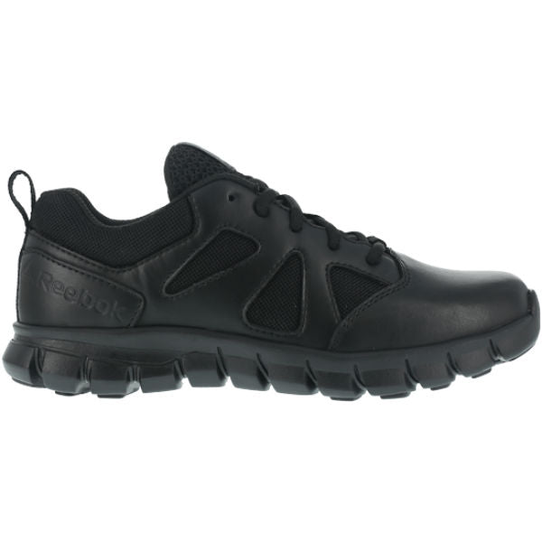 Reebok RB815 Women's Sublite Cushion Soft Toe Tactical Oxford - Black