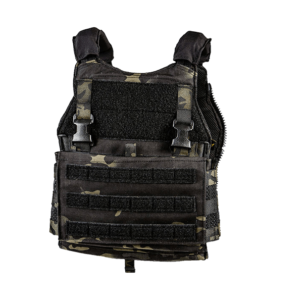 Velocity Systems SCARAB Light Plate Carrier - MultiCam Black