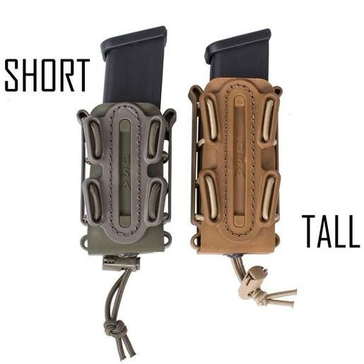 g code soft shell scorpion pistol mag carrier tall. Black Bedroom Furniture Sets. Home Design Ideas