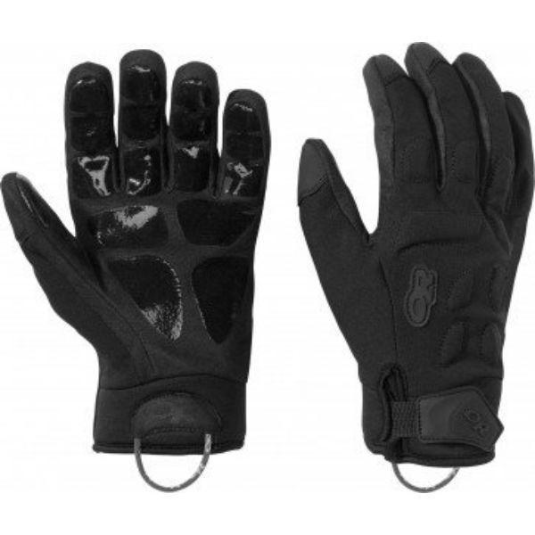 Outdoor Research Stormcell Gloves - BLACK SMALL ONLY