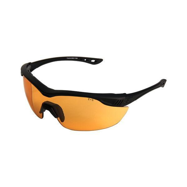 Edge Tactical Eyewear Overlord 3 Lens Kit - Soft-Touch Matte Black Frame / Clear Vapor Shield, Tiger's Eye Vapor Shield, G-15 Vapor Shield Lenses