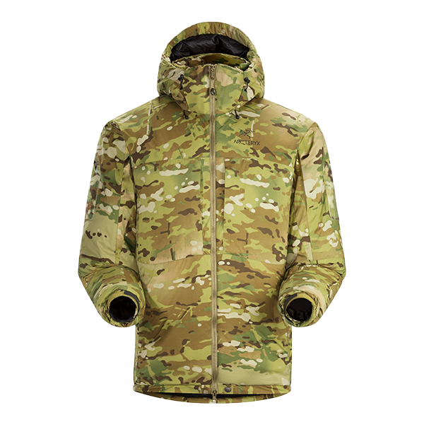 Arc'teryx LEAF Cold WX Jacket SV - MultiCam