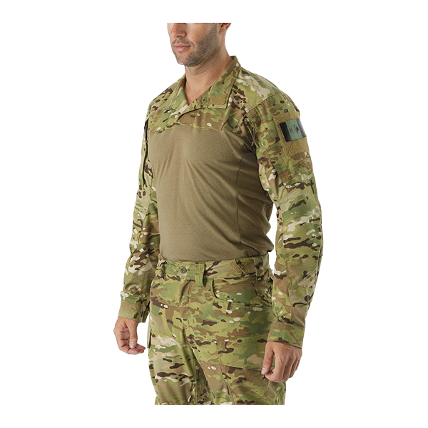 Arc'teryx LEAF Assault Shirt AR - Made in USA - Berry Compliant - MultiCam