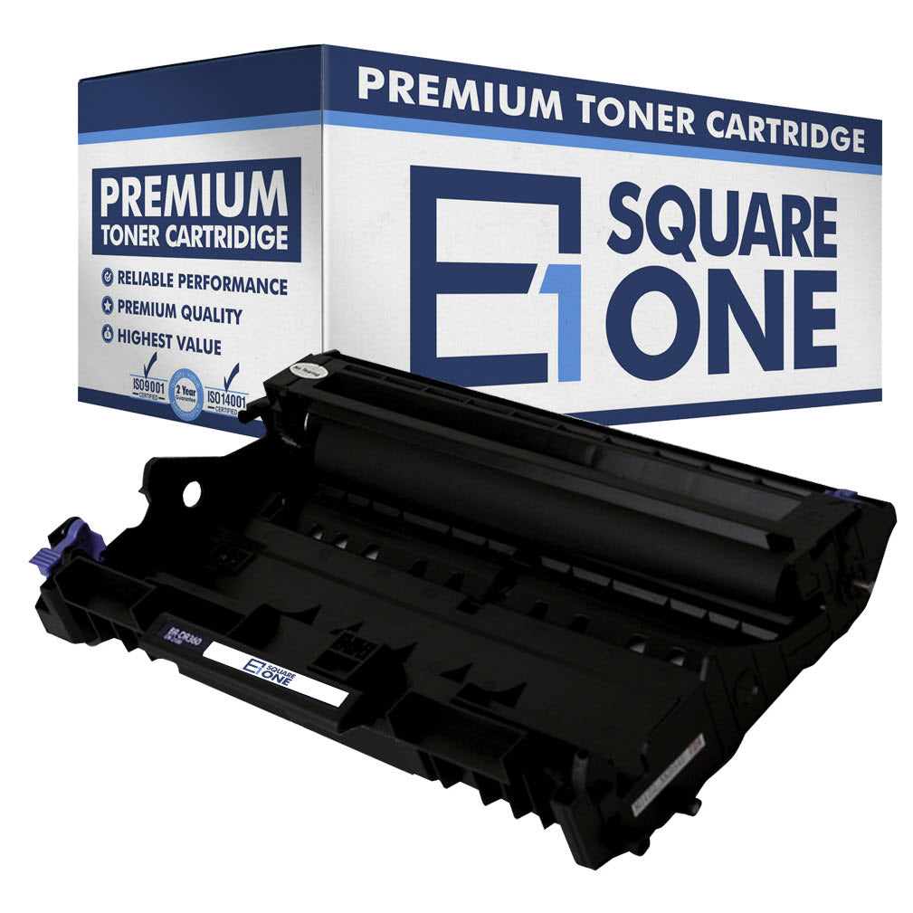 eSquareOne Compatible Drum Unit Replacement for Brother DR360 (Black, 1-Pack)