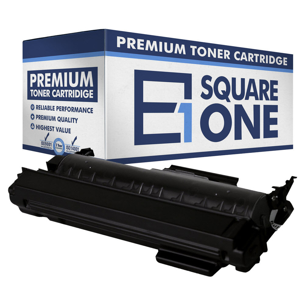eSquareOne Compatible High Yield Toner Cartridge Replaces Brother TN360 TN330 (Black, 1-Pack)