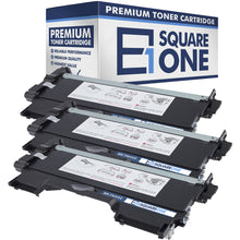 eSquareOne Compatible High Yield Toner Cartridge Replacement for Brother TN420 TN450 (Black, 3-Pack)